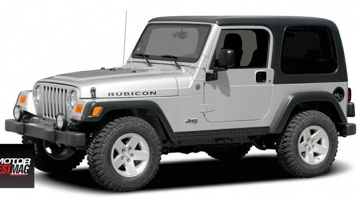 2003 Jeep TJ Rubicon 4x4