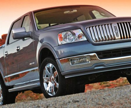 Ford Lincoln Mark LT