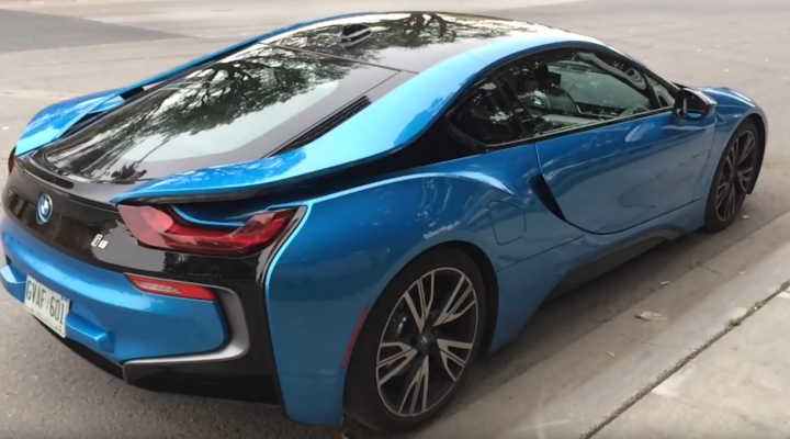 BMW i8 at AESP Ontario Fall Conference