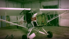 Project Super Cub : C-FFKO – Floor Refinishing
