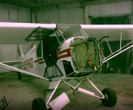Project Super Cub: C-FFKO Part II
