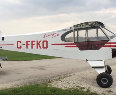 Project Super Cub : C-FFKO Part III
