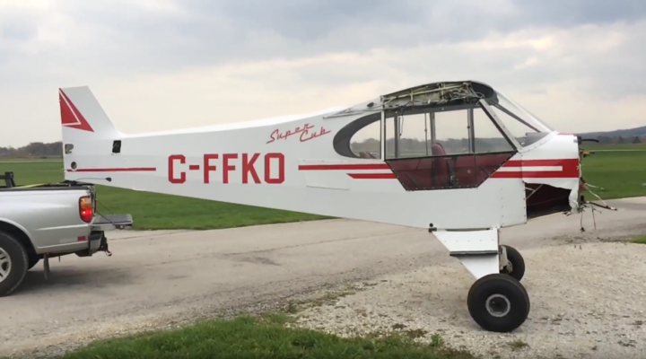 Project Super Cub : C-FFKO Part III