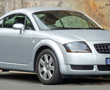 Audi TT ALMS