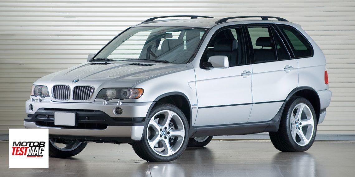 BMW X5-4.4i