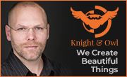 Knight and Owl – We Create Beautiful Things