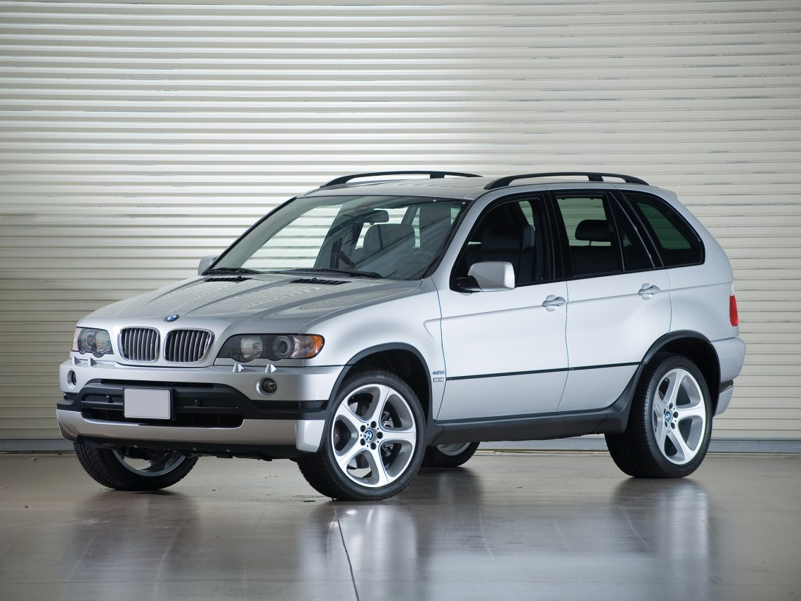 BMW X5, 4.4 I – Adding a touch of Sport in the world of Utility